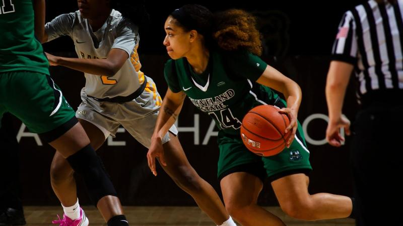 CSU competes against Wright State in Horizon League Semifinal