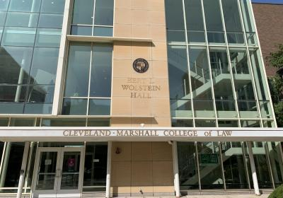 The Cleveland-Marshall College of Law at Cleveland State University.