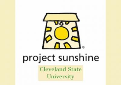 Project Sunshine, a volunteer-based organization, hopes to pair Cleveland State University students with local pediatric hospitals to provide support for their patients.