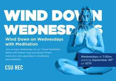 CSU Rec's Wind Down Wednesdays